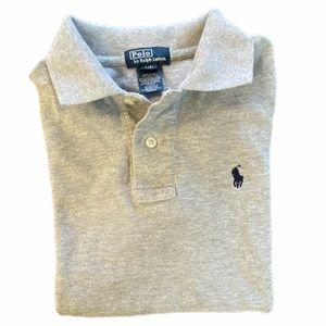 Polo Ralph Lauren grey size 8 knit Polo